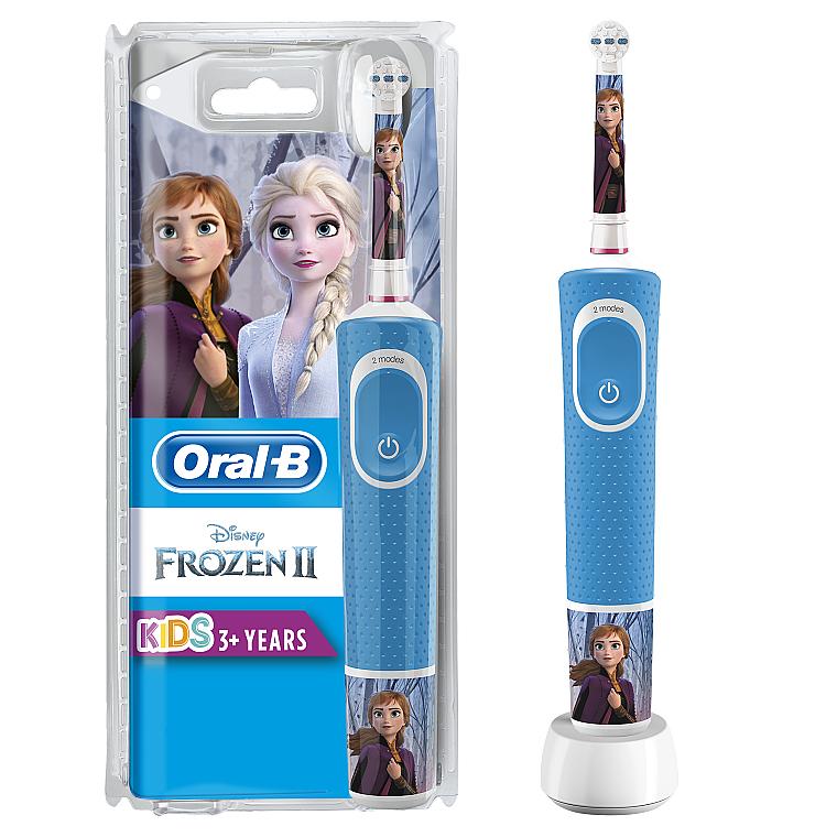"""Электрическая зубная щетка """"Холодное Сердце"""" - Oral-B Kids"""
