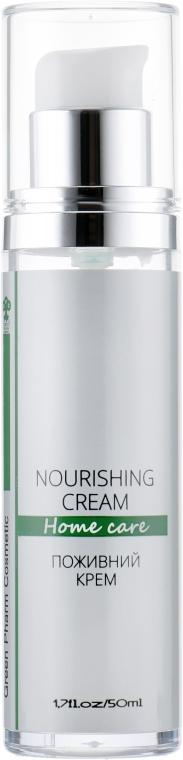 Питательный крем для лица - Green Pharm Cosmetic Nourishing Cream — фото N1