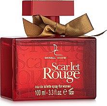 Духи, Парфюмерия, косметика Dorall Collection Scarlet Rouge - Туалетная вода