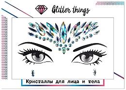 "Духи, Парфюмерия, косметика Кристаллы для лица и тела ""Крылья Феникса"" - Glitter Things"