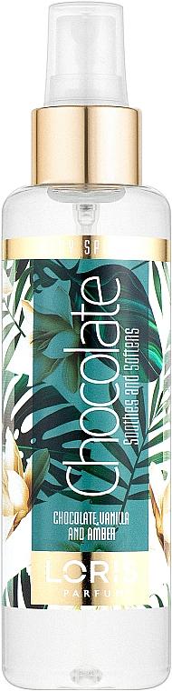 Loris Parfum Chocolate - Мист для тела