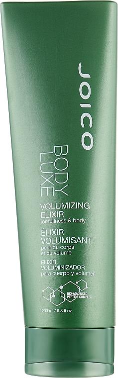 Еліксир для пишності і щільності - Joico Body Luxe Volumizing Elixir for Fullness and Body — фото N1