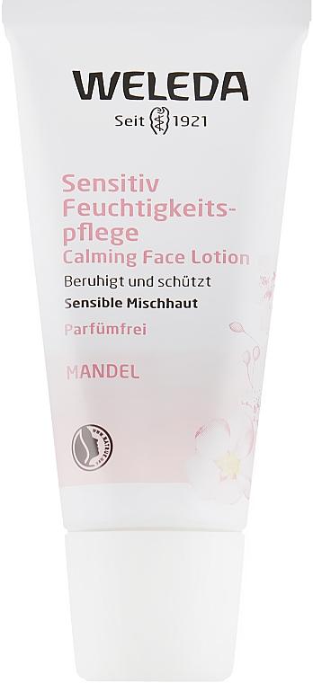 Миндальный увлажняющий крем - Weleda Mandel Feuchtigkeitscreme