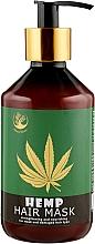 Духи, Парфюмерия, косметика Маска для волос с маслом семян конопли - Arbor Vitae Hemp Oil Hair Mask