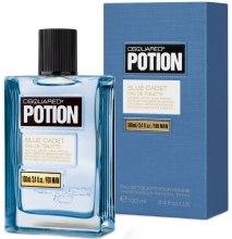 Духи, Парфюмерия, косметика DSQUARED2 Potion Blue Cadet - Туалетная вода