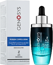 Духи, Парфюмерия, косметика Сыворотка для проблемной кожи лица - Genosys Problem Control Serum