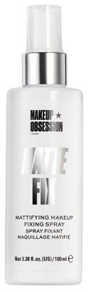 Спрей матирующий для фиксации макияжа - Makeup Obsession Matte Fix