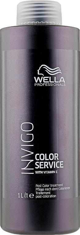 Стабилизатор процесса окрашивания - Wella Professionals Service Color Post Treatment