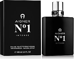 Духи, Парфюмерия, косметика Aigner No 1 Intense - Туалетная вода