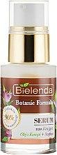 "Увлажняющая сыворотка для лица ""Масло Конопли + Шафран"" - Bielenda Botanic Formula — фото N2"