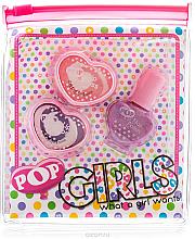 Духи, Парфюмерия, косметика Набор детской декоративной косметики - Markwins Pop Girls