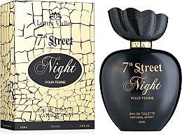 Духи, Парфюмерия, косметика Lotus Valley 7th Street Night - Туалетная вода