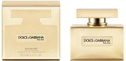 Духи, Парфюмерия, косметика Dolce&Gabbana The One Gold Limited Edition - Парфюмированная вода