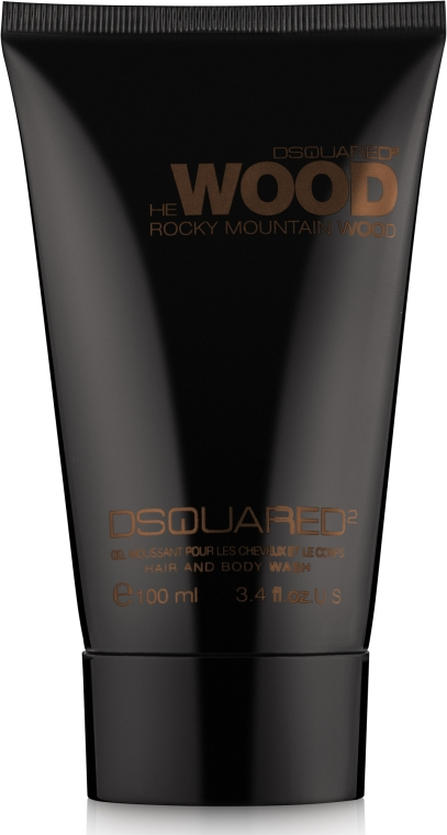 DSQUARED2 ROCKY MOUNTAIN WOOD - Шампунь-гель для душа