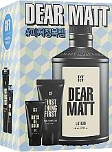 Духи, Парфюмерия, косметика Набор - DTRT Dear Matt Se (cr/5ml + lotion/140ml + scub/15ml)