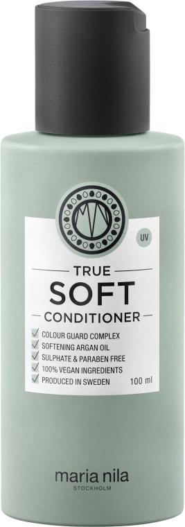 Увлажняющий кондиционер для волос - Maria Nila True Soft Conditioner — фото N1