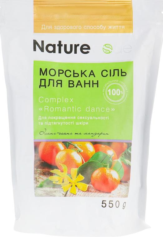 Морская соль для ванн - Nature Code Romantic Dance