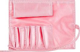 Духи, Парфюмерия, косметика Чехол для кистей, 7шт, розовый - Aise Line Case For MakeUp Brush