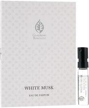 Духи, Парфюмерия, косметика Giardino Benessere White Musk - Парфюмированная вода (пробник)