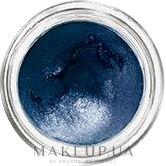 Кремовые тени для век - Oriflame The ONE Colour Impact — фото Глубокий Индиго