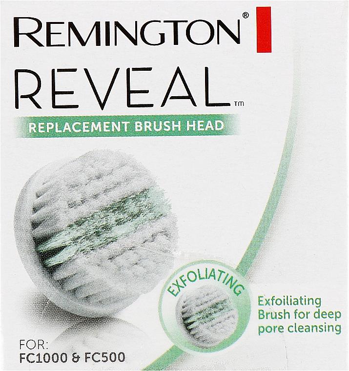 Сменная насадка-щеточка для пилинга - Remington SP-FC3