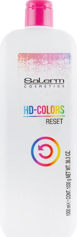 Ремувер цвета для красителя HD-Colors - Salerm HD-Colors Reset