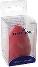Духи, Парфюмерия, косметика Спонж для макияжа 37641, розовый - Top Choice Make-Up Sponge