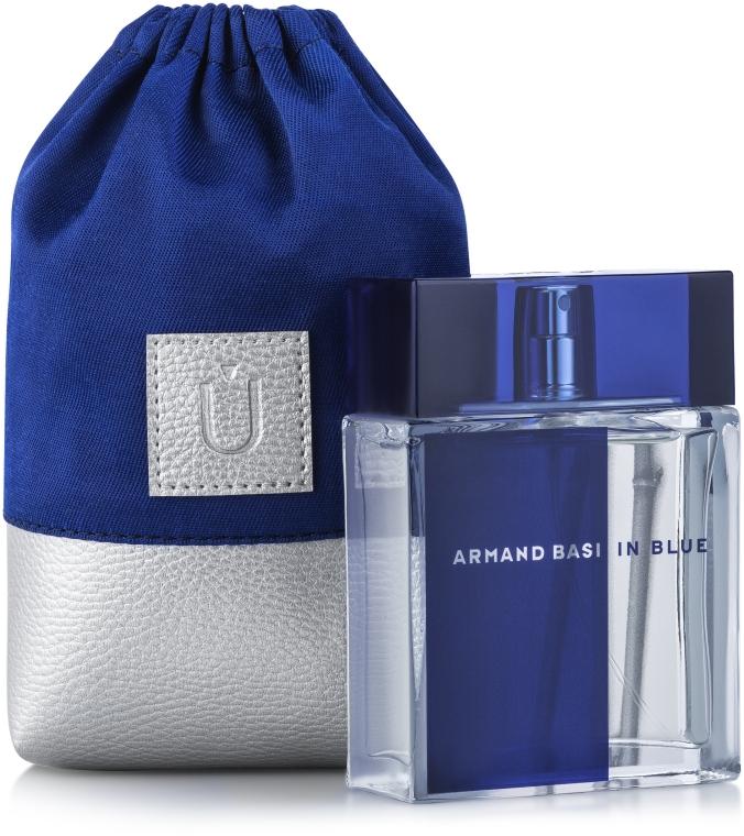 """Подарочный кисет для парфюмерии, синий """"Perfume Dress"""" - Makeup"""