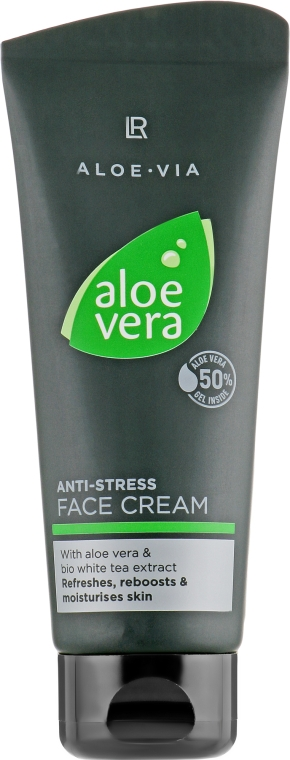 Крем-антистресс для лица - LR Health & Beauty Aloe Vera Anti-Stress Face Cream