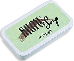 Духи, Парфюмерия, косметика Мыло для фиксации бровей - MaXmaR Brow Soap