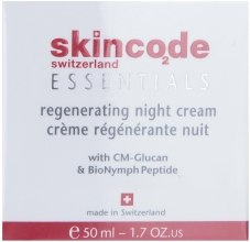 Духи, Парфюмерия, косметика Восстанавливающий ночной крем - Skincode Essentials Regenerating Night Cream