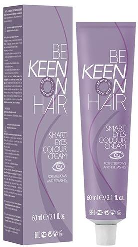 Крем-краска для бровей и ресниц - Keen