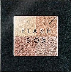 Палетка сверкающих теней - A'pieu Flash Box — фото N1