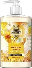 Духи, Парфюмерия, косметика Жидкое мыло с маслом ши - Imperial Leather Meadow Honey Hand Wash