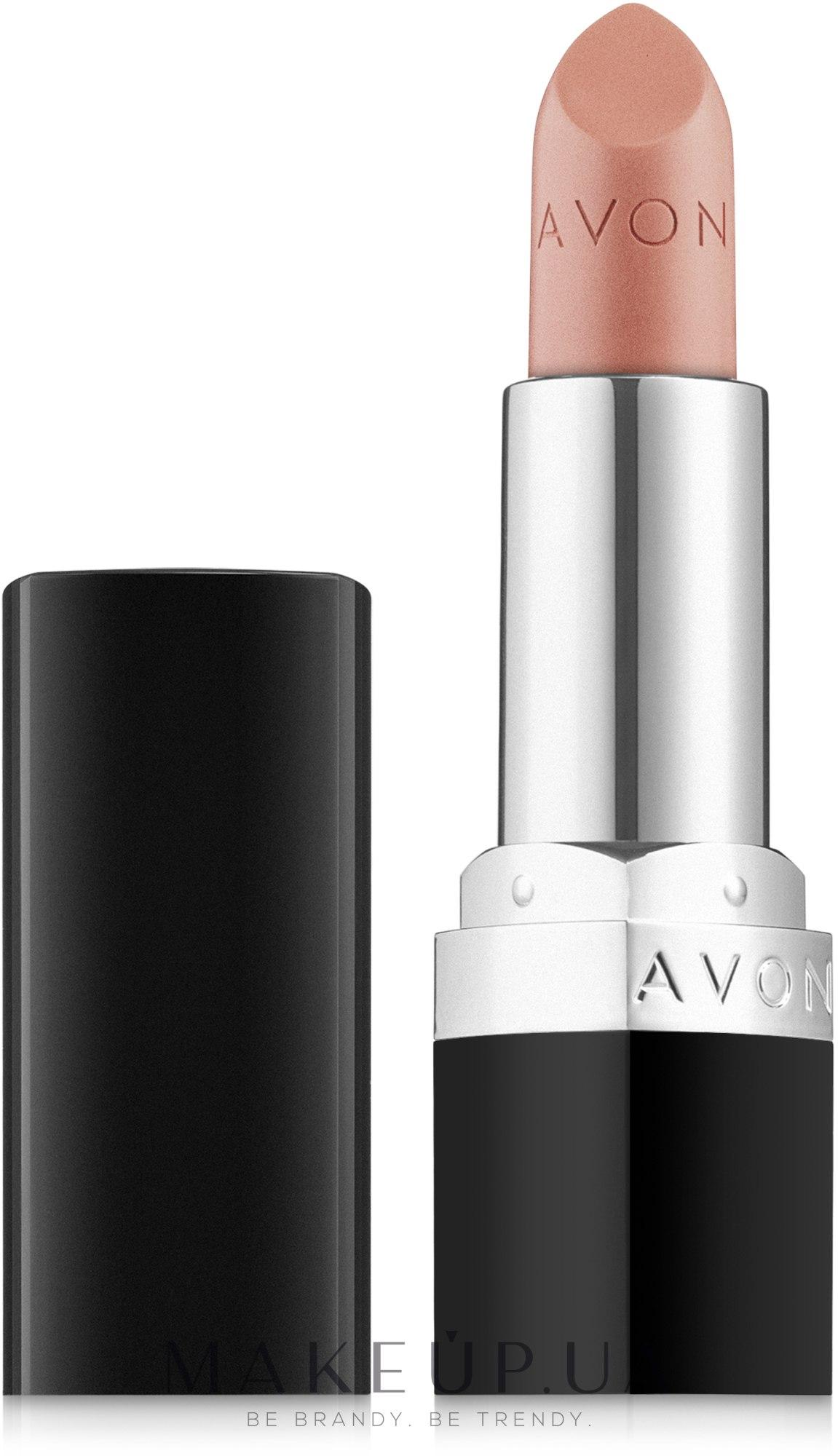 "Губная помада ""Ультра"" - Avon Ultra Color Lipstick — фото Bronze Treasure"
