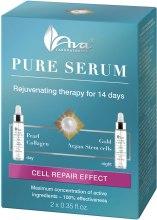 "Духи, Парфюмерия, косметика Чистая сыворотка ""Омолаживающая терапия"" - Ava Laboratorium Pure Serum Cell Repair Effect"