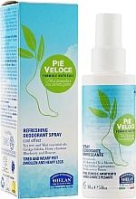Духи, Парфюмерия, косметика Дезодорант для ног - Helan Pie Veloce Refreshing Deodorant Spray