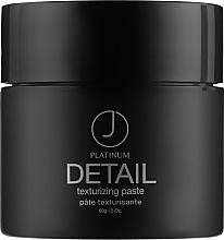 Духи, Парфюмерия, косметика Текстурная паста с полуглянцевым эффектом для волос - J Beverly Hills Platinum Detail