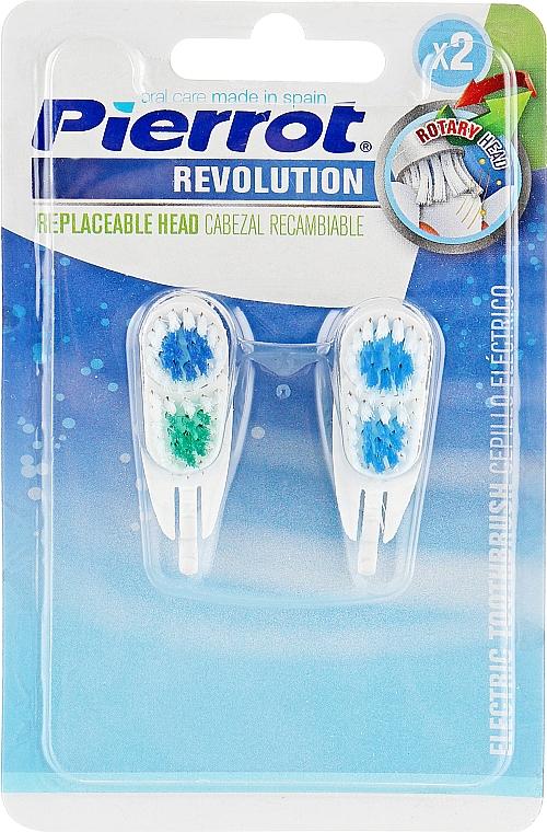 """Сменная насадка к зубной щетке """"Революция"""", вариант 2 - Pierrot Revolution"""