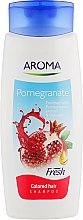 "Духи, Парфюмерия, косметика Шампунь ""Гранат"" - Aroma Fresh Pomegranate Shampoo"