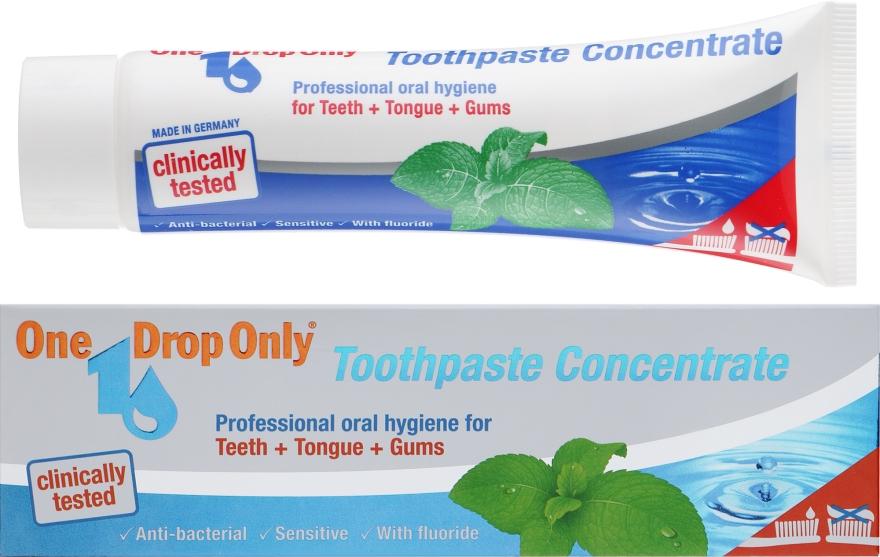 Концентрированная зубная паста - One Drop Only Toothpaste Concentrate