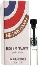 Духи, Парфюмерия, косметика Etat Libre d'Orange Jasmin Et Cigarette - Парфюмированная вода (пробник)