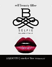Духи, Парфюмерия, косметика Патчи для губ от кисетных морщин - B-Selfie Smooth Smoker Line Remover
