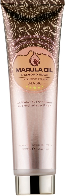 Маска для волос с маслом марулы - Bingo Marula Oil Intensive Repair Moisture Mask