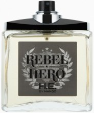 Духи, Парфюмерия, косметика Mango Rebel Hero - Туалетная вода (тестер без крышечки)