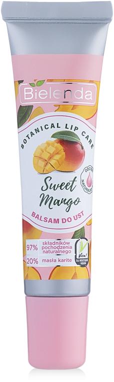 Бальзам для губ - Bielenda Sweet Mango Lip Balm