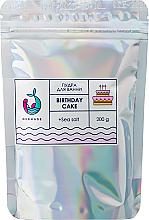 Духи, Парфюмерия, косметика Пудра для ванны - Mermade Birthday Cake Bath Powder