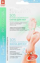 Духи, Парфюмерия, косметика Маска для ног - Eveline Cosmetics Therapy