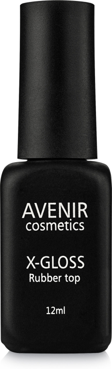 Финишное покрытие - Avenir Cosmetics X-Gloss Rubber Base