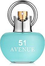 Духи, Парфюмерия, косметика Gianni Gentile Avenue 51 - Туалетная вода